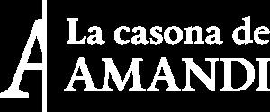Logo La Casona de Amandi